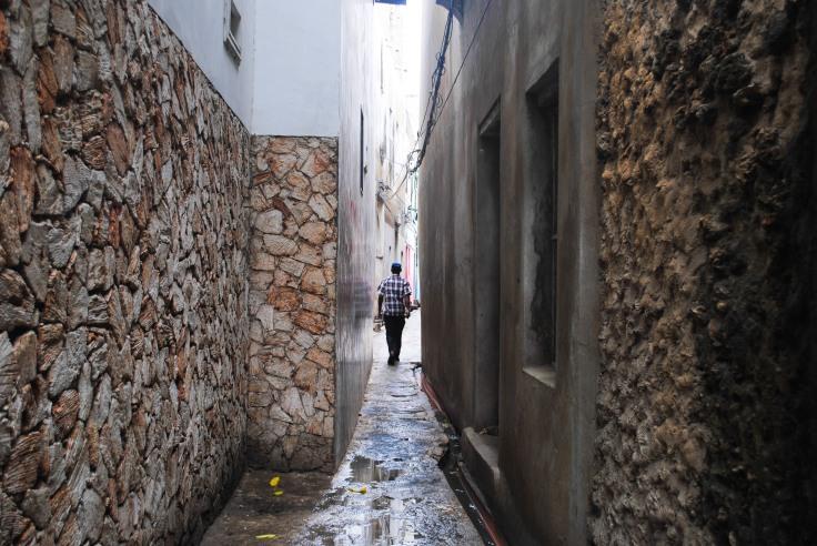 Narrow Lamu Streets-0599